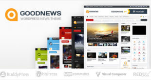 goodnews-v5-8-3-wordpress-magazin-temasi