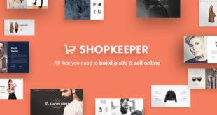shopkeeper-ecommerce-wordpress-temasi