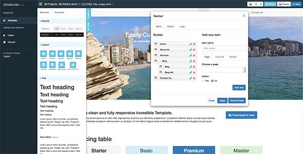 xsitebuilder-online-websitesi-kodlama