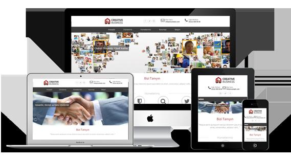 WordPress Seo Uyumlu Nakliyat Teması